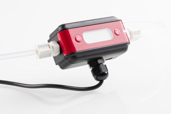 PFA-Schlauch-Ultraschallmesser