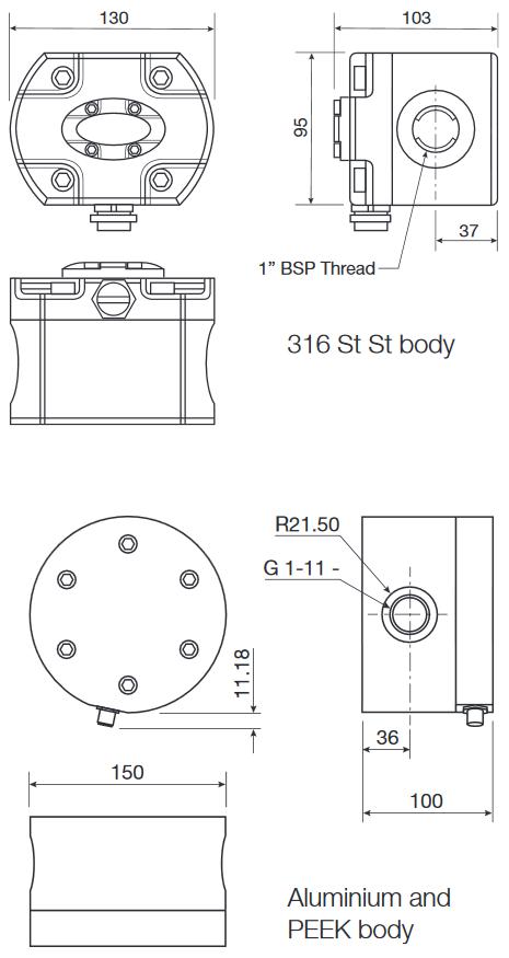 0,5-bis-100l/min-Ovalradzaehler