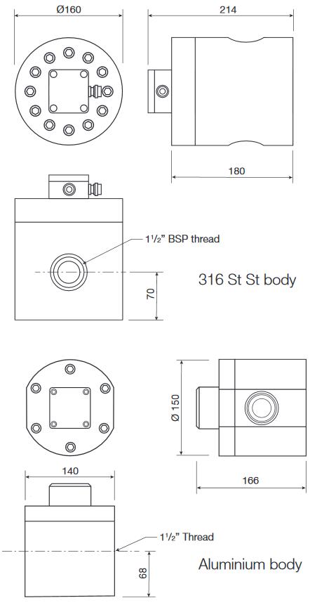 2-bis-200l/min-Ovalradzaehler